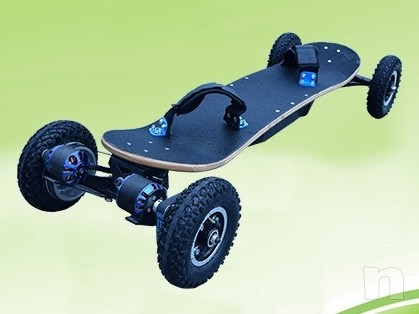 AR1 e-mountainboard by LOB foto-18255