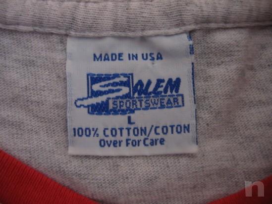 """T-Shirt SALEM Basket NBA Vintage """"CHICAGO BULLS"""" - L foto-18259"""