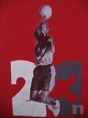 """T-Shirt NIKE Basket NBA Vintage """"MICHAEL JORDAN"""" - XL foto-18272"""