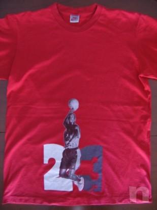 """T-Shirt NIKE Basket NBA Vintage """"MICHAEL JORDAN"""" - XL foto-10015"""