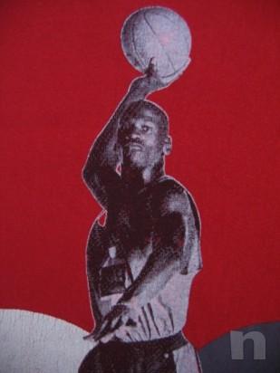 """T-Shirt NIKE Basket NBA Vintage """"MICHAEL JORDAN"""" - XL foto-18274"""