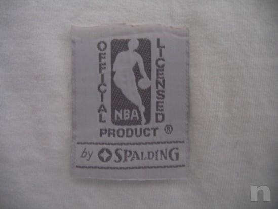 "T-Shirt Basket NBA Vintage ""Isiah Thomas"" DETROIT PISTONS - L foto-18332"