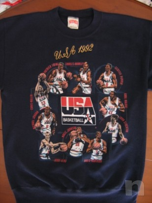 "Felpa Basket NBA Vintage ""DREAM TEAM 1992"" - L foto-10058"