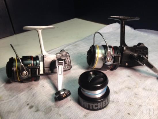 Mulinelli vintage Mitchell funzionanti per cessata collezione foto-10193