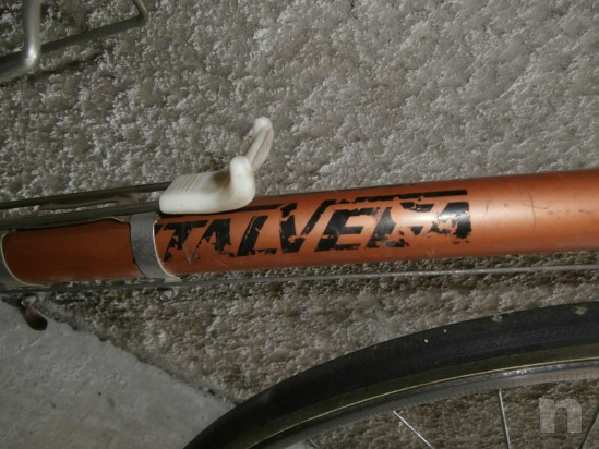 bici corsa ITALVEGA ideale per eroica foto-18730