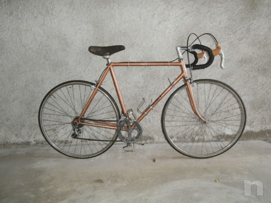 bici corsa ITALVEGA ideale per eroica foto-10226