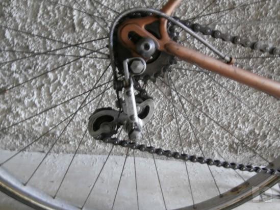 bici corsa ITALVEGA ideale per eroica foto-18731