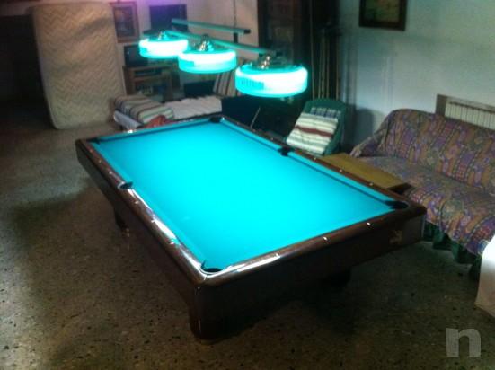 Tavolo da Biliardo Restaldi foto-10283