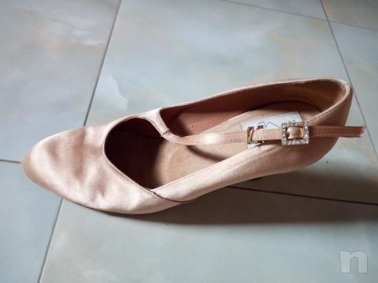 Vendo scarpe da ballo foto-18912