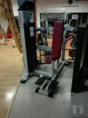 Vendo Shoulder Press.Fit 2000 Panatta Sport foto-10385