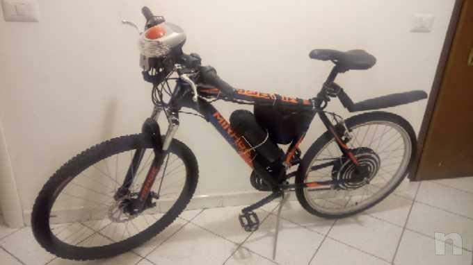 Nuovo bici elettrica foto-10519