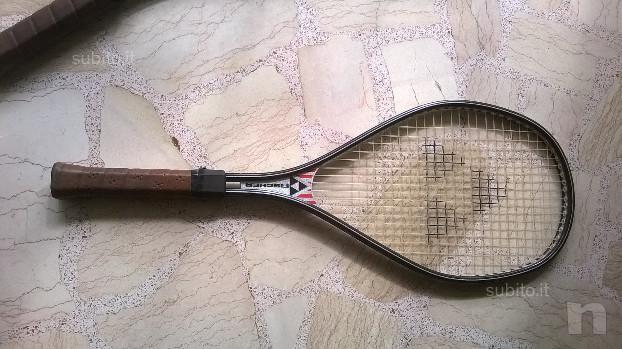 racchete da tennis  head e fischer foto-10521