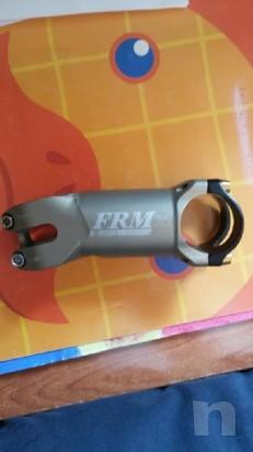 Attacco manubrio FRM HS-M156 HRS foto-10530