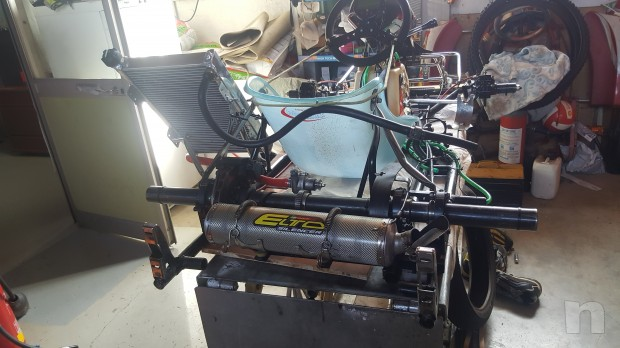Go-kart CRG TM K9 2013 foto-19447