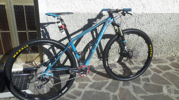Vendo MTB cube GTC Reaction SL TG M foto-10668