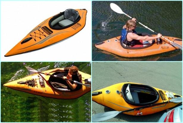 Kayak canoa professionale leggera e veloce foto-19808