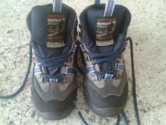 Scarponcini da trekking foto-1074