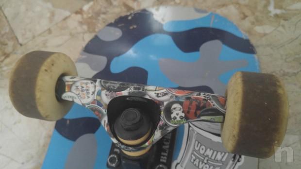 Tavola skateboard completa marca Powell foto-19998