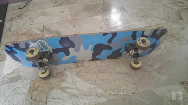 Tavola skateboard completa marca Powell foto-20001