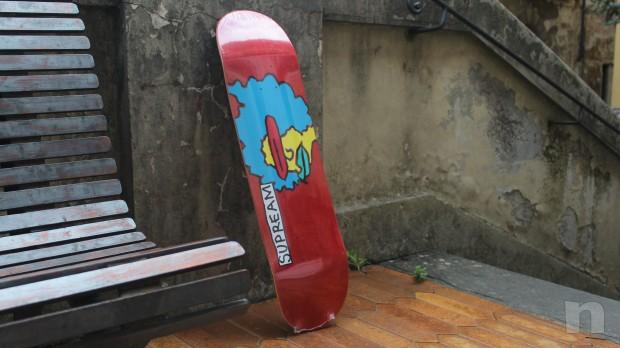 Tavola Skateboard Supreme foto-10816