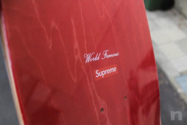 Tavola Skateboard Supreme foto-20024