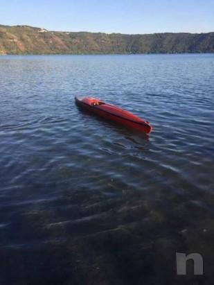 Kayak da discesa come nuovo foto-10827