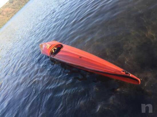 Kayak da discesa come nuovo foto-20052