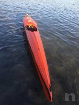 Kayak da discesa come nuovo foto-20054