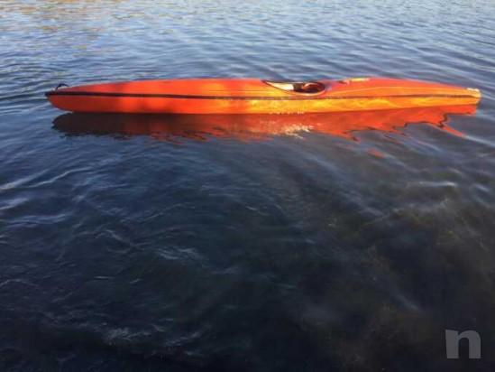 Kayak da discesa come nuovo foto-20053