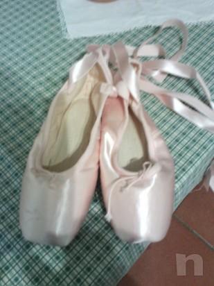 Scarpette danza classica foto-10868