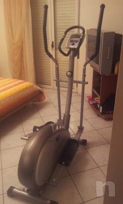 ellittico JK Fitness EL 300 foto-1098