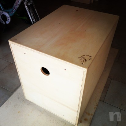 Plyometric box per crossfit e palestre foto-20438