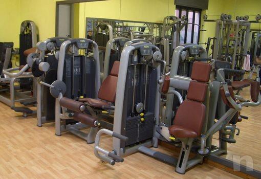 Attrezzature isotoniche technogym selection fitness in for Vendesi palestra roma