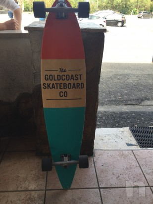 LONGBOARD THE GOLDCOAST  SKATEBOARD CO foto-11096