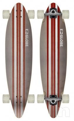 Longboard Globe Pinner Cruiser foto-11108