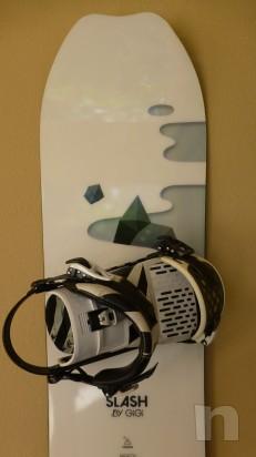 Snowboard SLASH ATV by Gigi 156 foto-20677