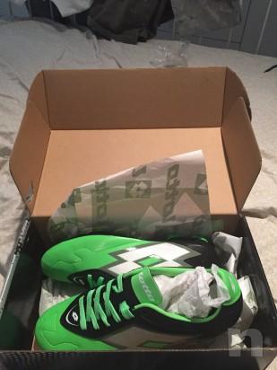 scarpe da calcio nuove lotto foto-1620