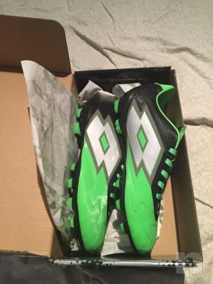 scarpe da calcio nuove lotto foto-1126