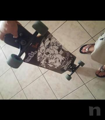 Vendo Longboard Landyachtz Drop Hammer foto-20960