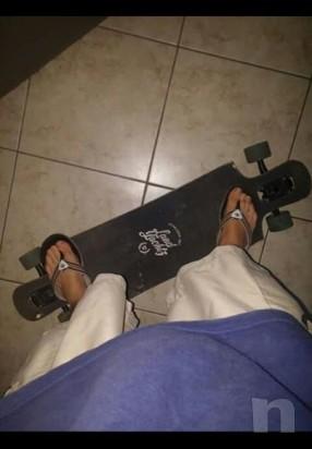 Vendo Longboard Landyachtz Drop Hammer foto-20961