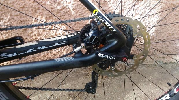 Mtb Scott 900 rc taglia L foto-21122