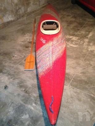Kayak in vetroresina foto-1640