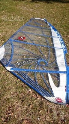 Vela windsurf Hot Sails foto-11408