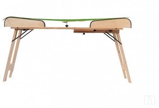 Banco o tavolo per sciolinatura e paraffinatura  foto-11453
