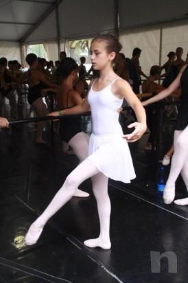 Body danza + gonnellino BLOCH foto-11478