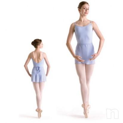 Body danza + gonnellino MIRELLA foto-11479