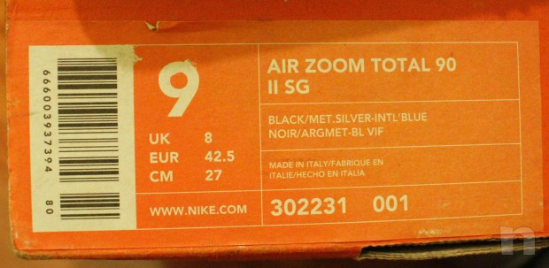 NIKE AIR ZOOM TOTAL 90 foto-1151