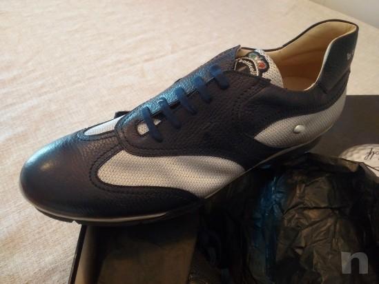 Stupende scarpe da Golf marca Botticelli n. 45 foto-21393