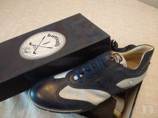 Stupende scarpe da Golf marca Botticelli n. 45 foto-11510