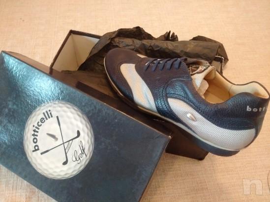 Stupende scarpe da Golf marca Botticelli n. 45 foto-21391